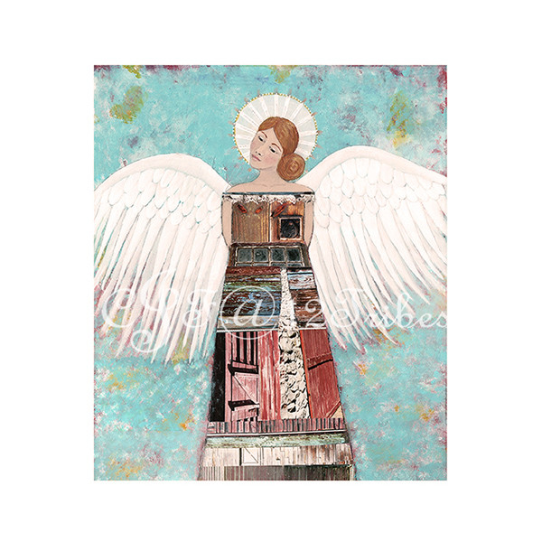 Rustic Angel
