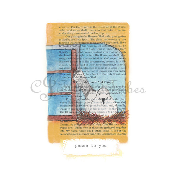 Dove on Windowsill - prints image