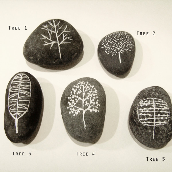 Tree Styles for paper weight